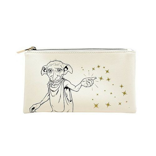 Harry Potter Dobby House Elf Small Travel Pouch Toiletry Bag Purse